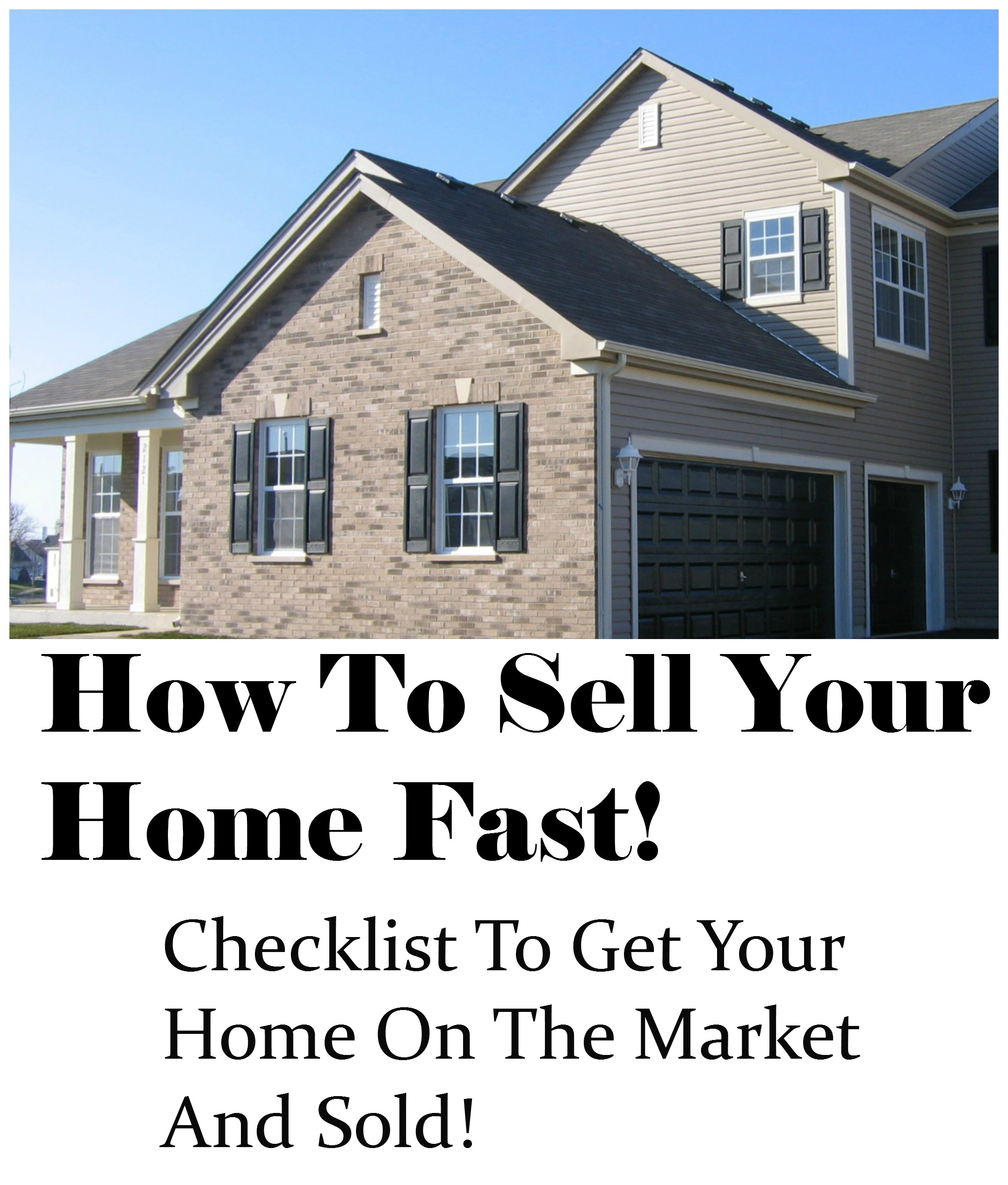 Selling Home: Selling A House How To Prepare Your Home