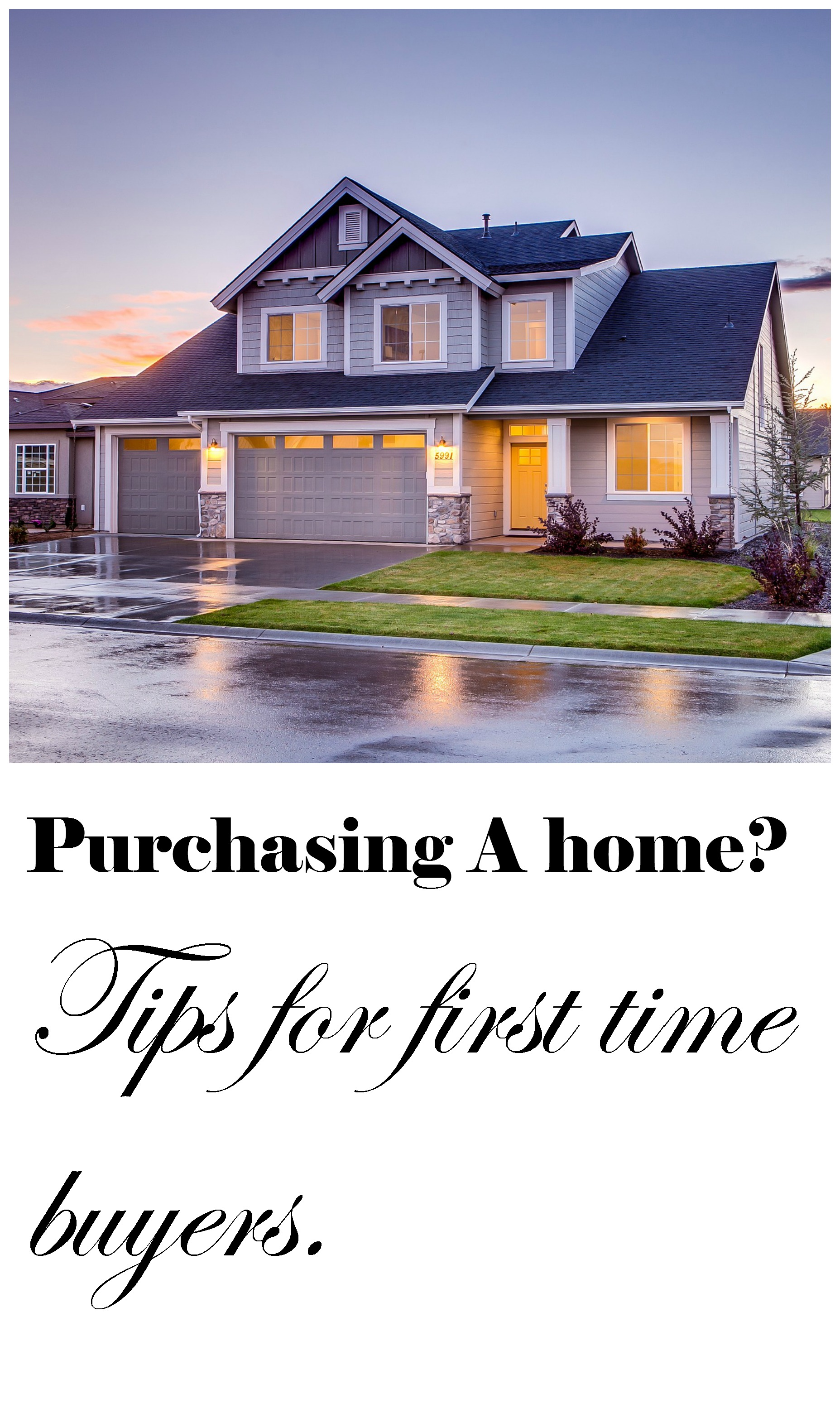 home buying tips for first time buyers white lace cottage