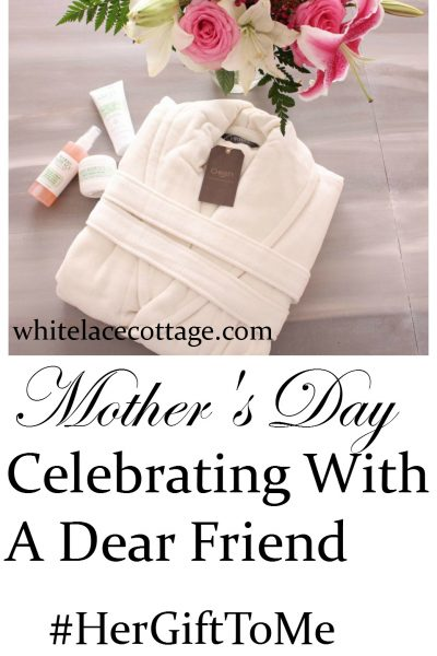 Her Gift To Me On Mother's Day