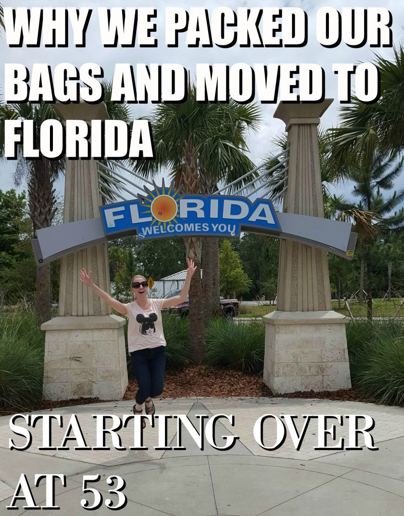 MOVE TO FLORIDA